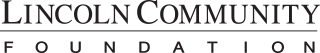 Lincoln Community Foundation Logo